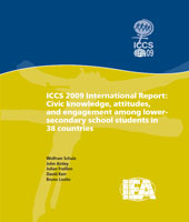 ICCS Extended International Report