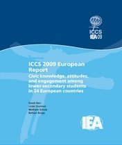 ICCS European Report